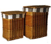 Корзины для белья набор из 3 штук - LS0910345